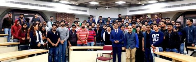 Nurturing Young Minds in IIM Kashipur
